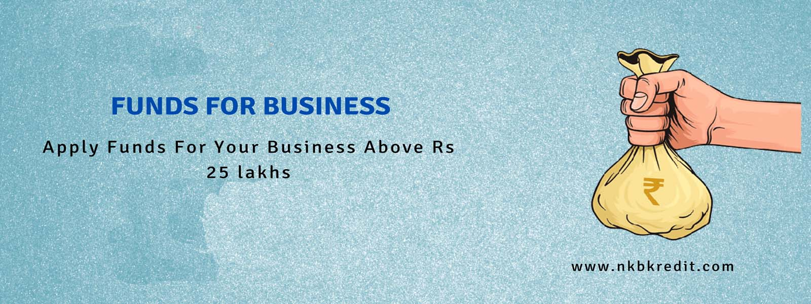 Apply for business funds